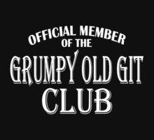 Grumpy Old Git Club Kids Tee