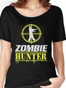 Zombie Hunter Women's Relaxed Fit T-Shirt