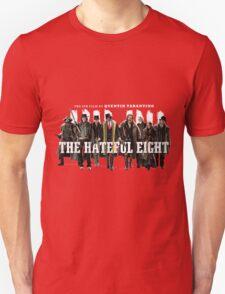 quenti tarantino the hateful eight T-Shirt