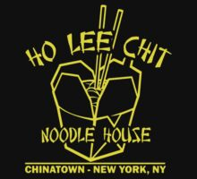 HO LEE CHIT NOODLE HOUSE One Piece - Short Sleeve