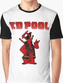 Ed Pool Graphic T-Shirt