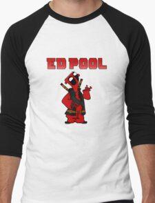 Ed Pool Men's Baseball ¾ T-Shirt