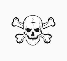 Jolly Roger, a skull and crossbones. Unisex T-Shirt