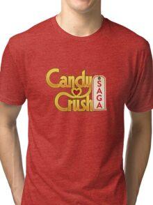 candy cursh Tri-blend T-Shirt