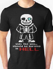 burning in HELL Unisex T-Shirt