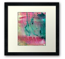 abstract 11 Framed Print