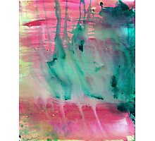 abstract 11 Photographic Print