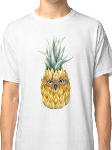 Pine apple owl Classic T-Shirt