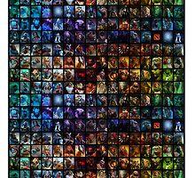 Dota all pick heroes! by Pham