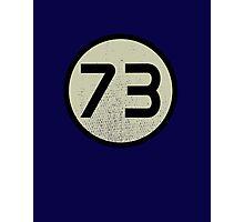 73 Sheldon shirt Photographic Print