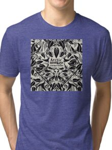 Arctic monkey cornerstone music albums Tri-blend T-Shirt