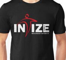 Intize logotype white text Unisex T-Shirt