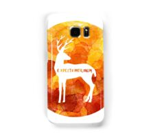 Expecto Patronum - Harry's Patronus Samsung Galaxy Case/Skin
