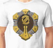 Zero Clique Shield Unisex T-Shirt