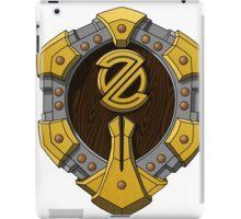 Zero Clique Shield iPad Case/Skin