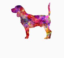 Beagle in watercolor Unisex T-Shirt