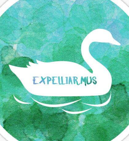Expelliarmus - Cho Chang Sticker