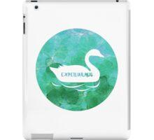 Expelliarmus - Cho Chang iPad Case/Skin