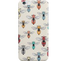 DoubleGood Vespa Wasp pattern iPhone Case/Skin