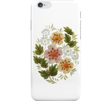 Soft Flowers iPhone Case/Skin