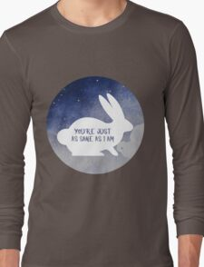 Luna Lovegood - Hare Patronus Long Sleeve T-Shirt