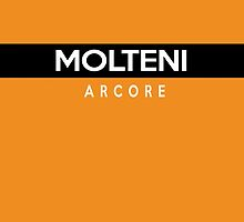 Molteni Arcore Retro Cycling Kit by Total-Cult