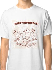 Easter chicken. Classic T-Shirt