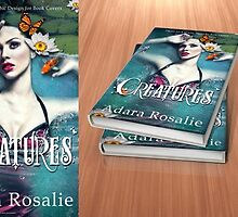 Beautiful Creatures - The Water Nymph Cover Design by Adara Rosalie