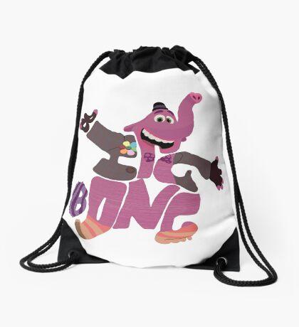 bing bong Drawstring Bag