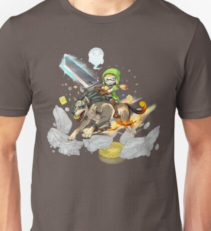 Nintendo Direct November 2015 Unisex T-Shirt