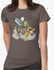 Nintendo Direct November 2015 Womens Fitted T-Shirt