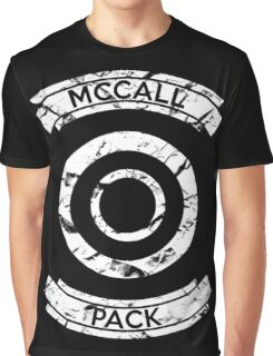 McCall Pack - Teen Wolf Graphic T-Shirt