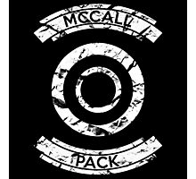 McCall Pack - Teen Wolf Photographic Print