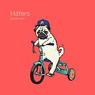 Haters by Huebucket