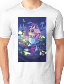 Grigor and Ox with fireflies Unisex T-Shirt