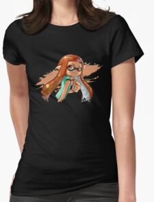 Inkling Girl Womens Fitted T-Shirt