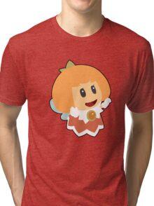Orange Sprixie Princess  Tri-blend T-Shirt