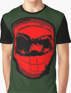 Pysedian - Vector Red Graphic T-Shirt