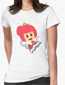Red Sprixie Princess Womens Fitted T-Shirt