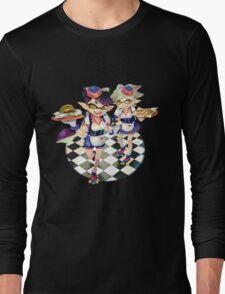 Squid Sisters Hop to it! Long Sleeve T-Shirt