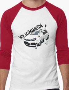 Volkswagen VW Golf R Men's Baseball ¾ T-Shirt