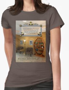 Art Deco Room Vintage Furniture Great Gatsby Quote T-Shirt