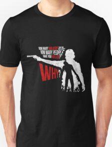 Love Rick Grimes The Walking Dead Unisex T-Shirt