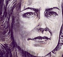 Love Carol The Walking Dead Sticker