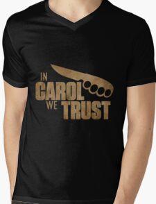 Carol  - The Walking Dead Mens V-Neck T-Shirt