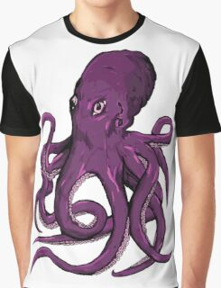 The Octopus Graphic T-Shirt