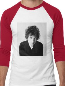 Bob Dylan 1966 Men's Baseball ¾ T-Shirt