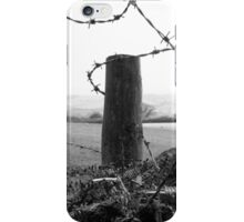 few shades of grey ,,,wired up  iPhone Case/Skin