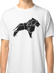 Origami Lion Classic T-Shirt