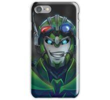 Crosshairs iPhone Case/Skin